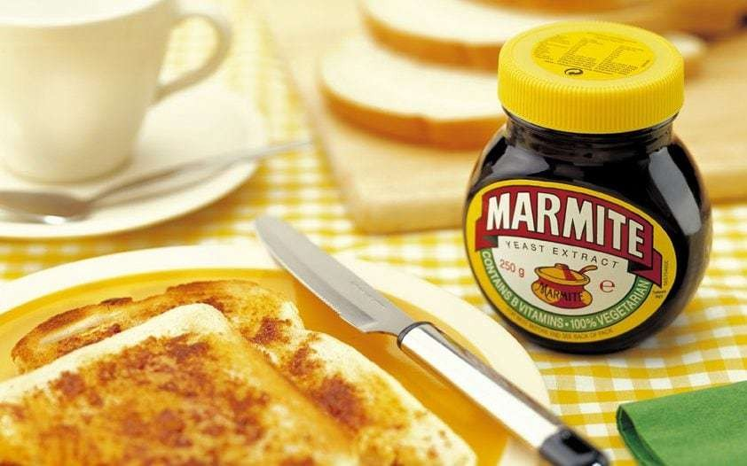 Marmite: love it or hate it? New study reveals it's down to your genes