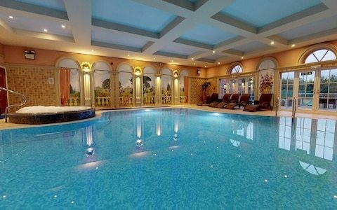 The best spa hotels in Cheshire, from sensory gardens to watsu hydro pools