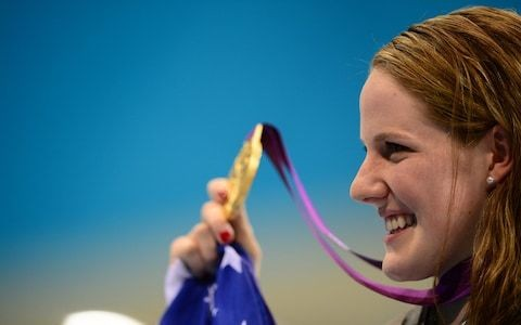 Missy Franklin exclusive interview: 'I had achieved all my goals at 17 - but now I just want to be a wife and a mom'