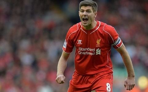 Steven Gerrard becomes football columnist at The Telegraph