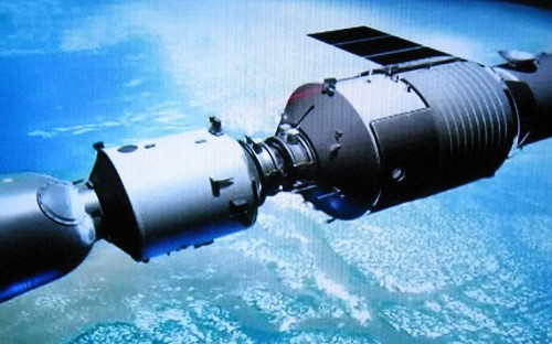 China's out-of-control Tiangong-1 space lab could hit Earth on Sunday night