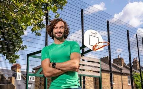 'I want to be the Jamie Oliver of kids' fitness': Joe Wicks on how he plans to get Britain's children moving