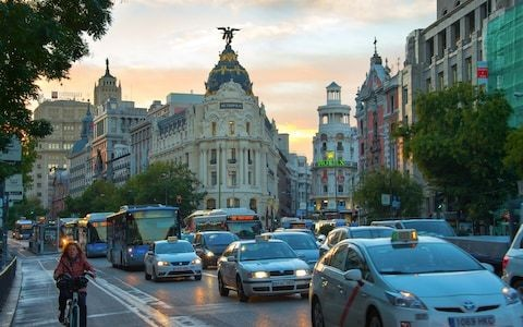 Madrid's new conservative mayor to cut low-emission scheme