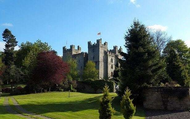 Top 10: the best castle hotels in Britain
