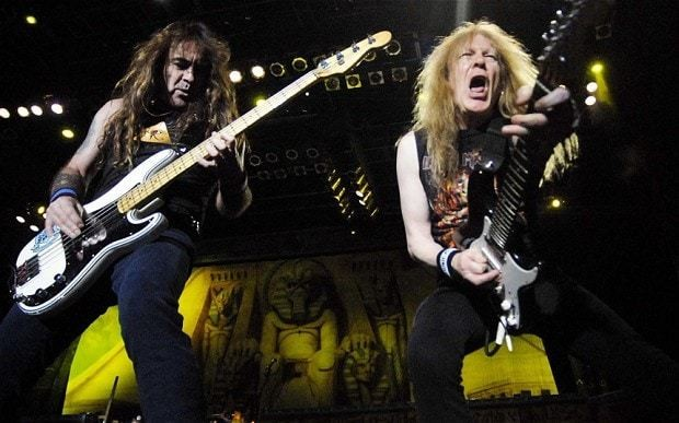 College launches UK's first Heavy Metal degree
