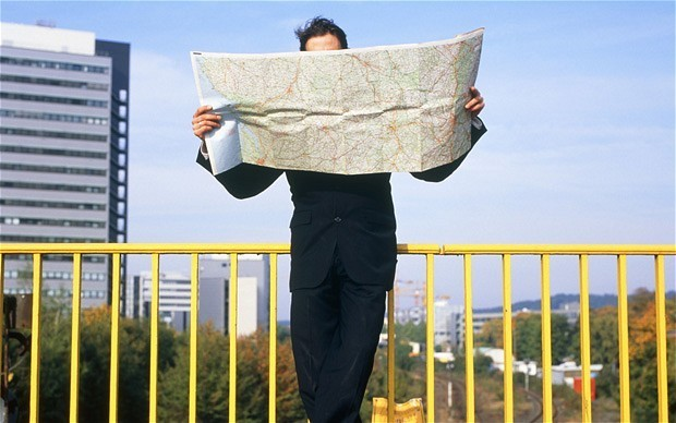 Is GPS more accurate than maps?