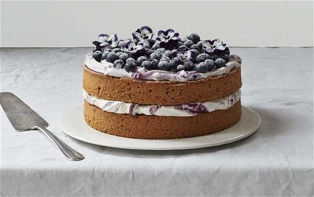 Easy all-in-one cake recipes