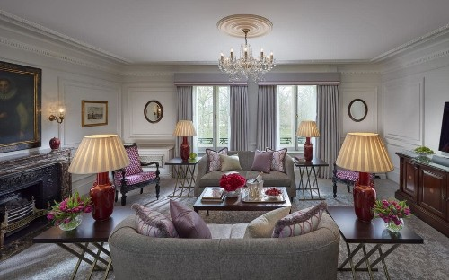 Top 10: the best luxury hotels in London