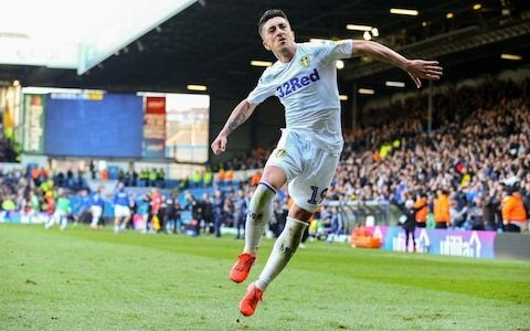 Pablo Hernandez: Fans' passion and love for Leeds United has made me happy and a better player