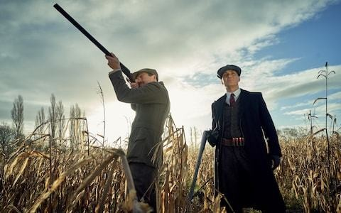 'The Thirties and today have lots in common': Cillian Murphy, Oswald Mosley, and a visit to the Peaky Blinders set