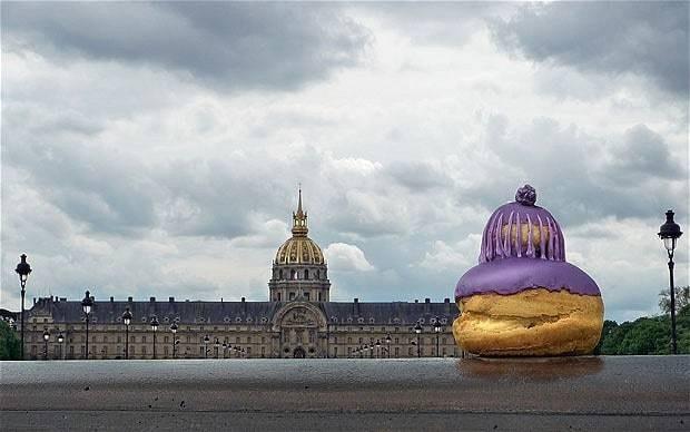 Pastry Paris - Telegraph