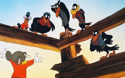 From Dumbo's crows to The Song of the South: the Disney characters too racist to return