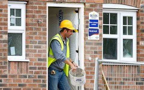 Housebuilder Galliford Try rejects tie-up with Bovis