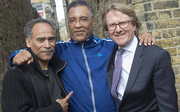 Michael Watson fighting fit at fifty as he recalls dramatic Chris Eubank fight that nearly cost his life