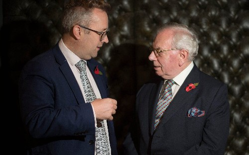 Remembrance Sunday is now 'a crazy religious ritual dominated by poppy fascism', says David Starkey