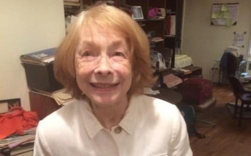 Sandra Stevenson, ice skating writer – obituary