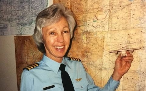 Wally Funk: the female astronaut cheated out of going to space