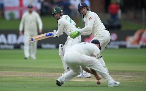 Fielding errors show Ben Stokes is human after all as Dom Bess cherishes five-star day for England