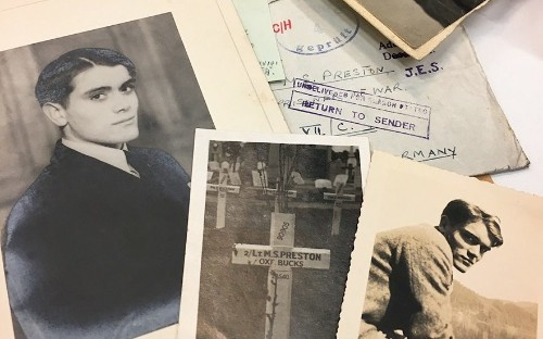 'The day I found a box of letters that revealed a secret love affair my mother had hidden for 80 years'