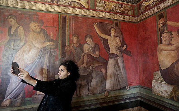 The crown jewel of the ancient city of Pompeii restored