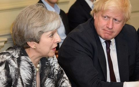 Why Boris Johnson is Brussels' nightmare candidate to succeed Theresa May