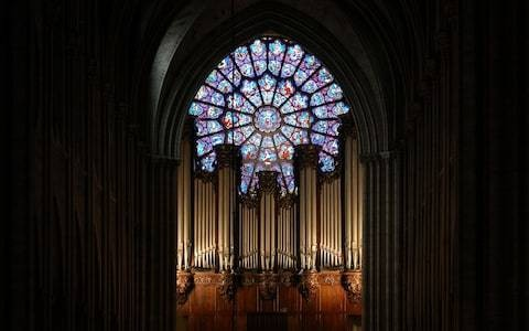 Notre-Dame's incalculable contribution to British culture