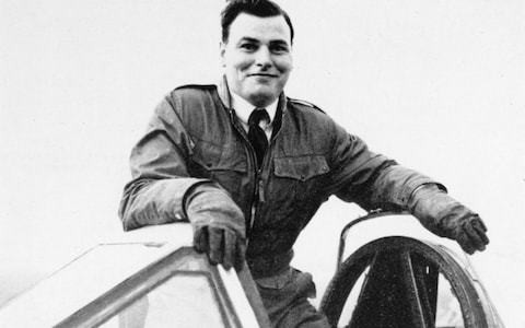 John 'Jo' Lancaster, test pilot who in 1949 was the first airman to have his life saved in an emergency by an ejector seat – obituary