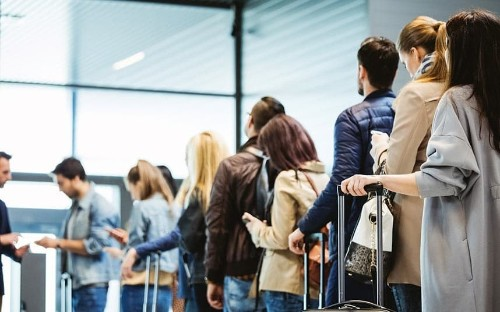When did boarding a plane become so complicated?