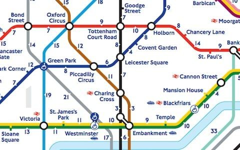 Walk the Tube: London Underground journeys that are quicker on foot