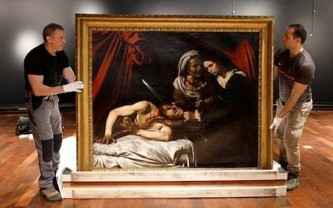 Caravaggio sold to mystery buyer before auction will go on display in 'great museum'