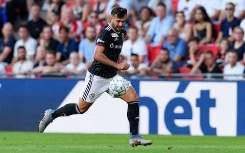 West Ham hopeful of signing Basel forward Albian Ajeti for £8m