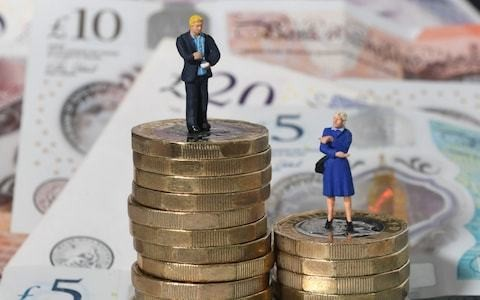 Asking men to reveal their salary will end in tears – for women