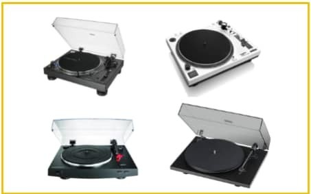 The best turntables for under £500