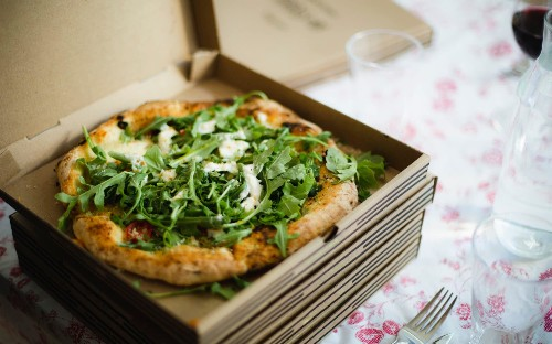 Can you catch coronavirus from takeaway food and food packaging?