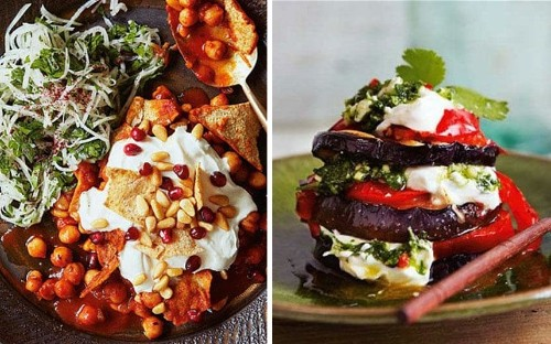 National Vegetarian Week: the best recipes