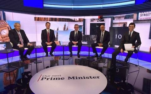 Who won the BBC's Tory leadership debate? Our writers have their say
