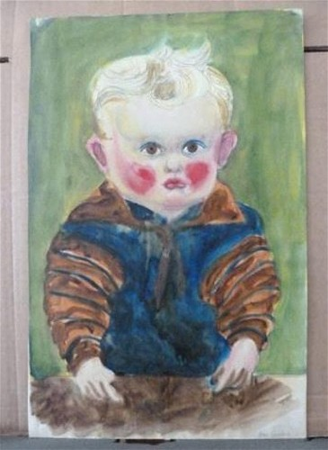 Nazi-looted painting sells for £1.9 million at Sotheby's