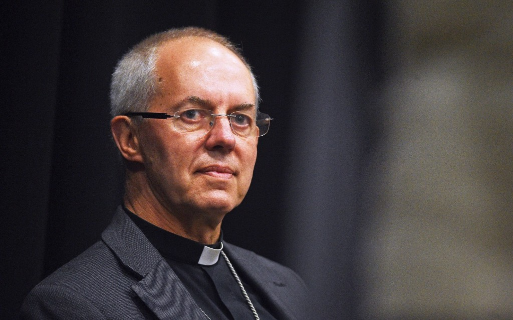 Justin Welby joins chorus of criticism at Donald Trump's Bible photo-op after protest tear-gassing