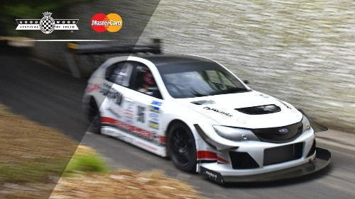 Goodwood Festival of Speed 2016: the Subaru that's faster than a supercar