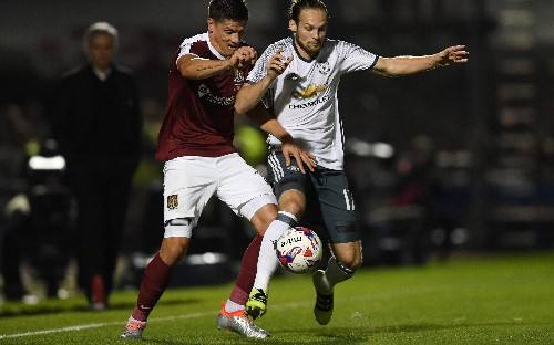 Manchester United beat Northampton in EFL Cup, but how did Mourinho's players perform?