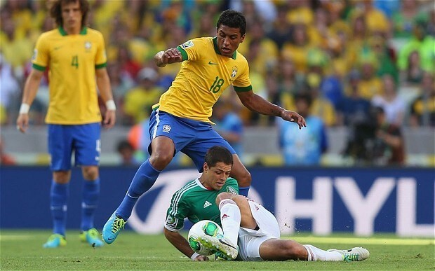 Exclusive: Paulinho, the highly-rated Brazilian midfielder, set for £15m move to Tottenham Hotspur