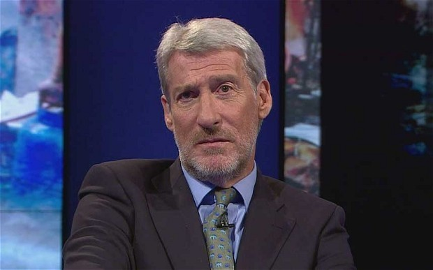 Jeremy Paxman: a new face on Newsnight will be no bad thing