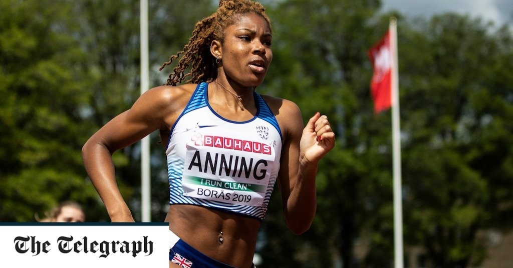 Amber Anning's move to United States will boost her Tokyo Olympics credentials