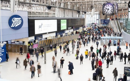 Train bosses try to stop antisocial behaviour by playing classical music at hotspot stations