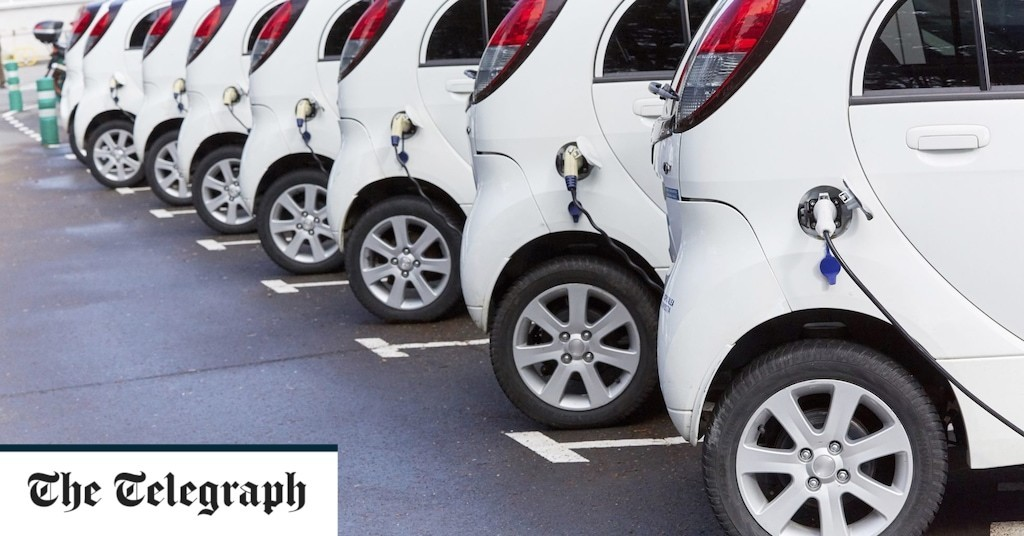 BT leads blue-chip push to adopt electric vehicles by 2030