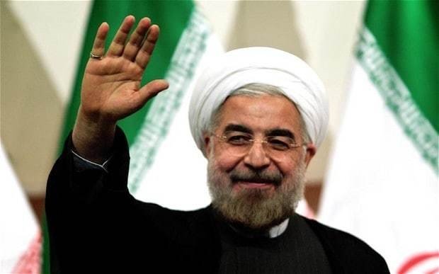Iran deal can open the way to trade and peace