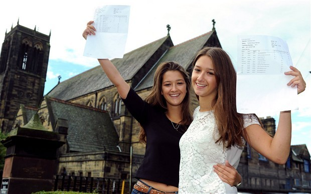 A-level students: if you don't get into a Russell Group university, skip going altogether