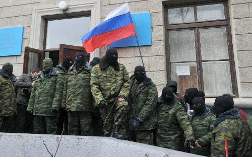100,000 flee 'worsening oppression' as Russia tightens grip on Crimea