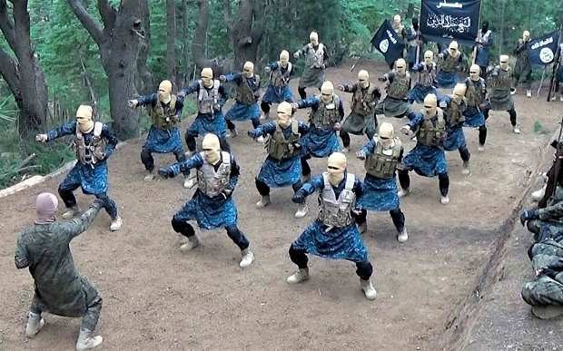 Latest pictures show Isil training camp in Afghanistan