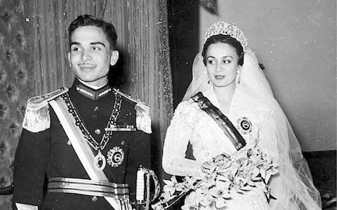 Princess Dina Abdul-Hamid of Jordan, first wife of King Hussein of Jordan who later married a Palestinian fighter – obituary
